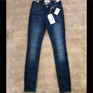 Lucky Brand Made in America Brooke Skinny Jeans